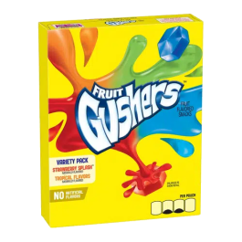 Fruit Gushers Variety Pack