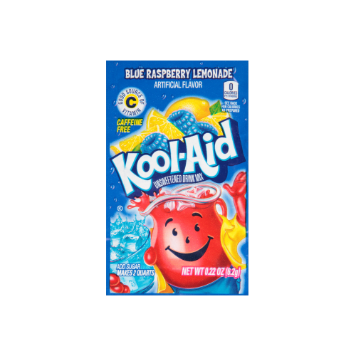 Kool-Aid Blue Raspberry