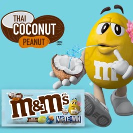 M&M's Thai Coconut – LIMITED EDITION