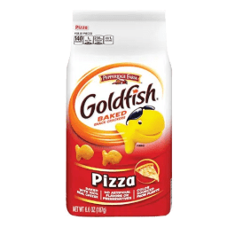 Goldfish Pizza