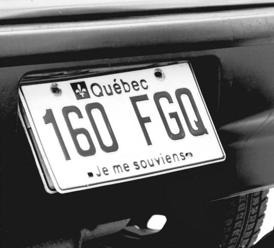 Quebecs motto: