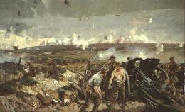 La bataille du Plateau de Vimy, c.1918