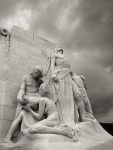 Monument de Vimy, Pas-de-Calais, France, 2008