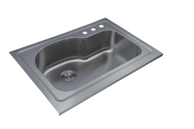 Quality Sinks and Fixtures Stainless Steel Sinks