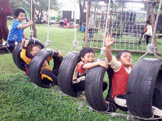 Wisata Pendidikan, Outbond, dan Training Yogyakarta amerta edutravel