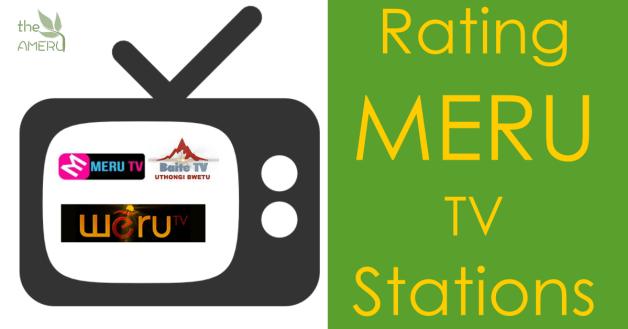 Meru TV stations