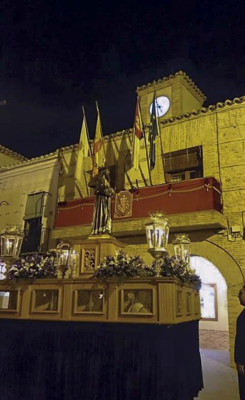 Cristo de Medinaceli (Carrión de Calatrava)