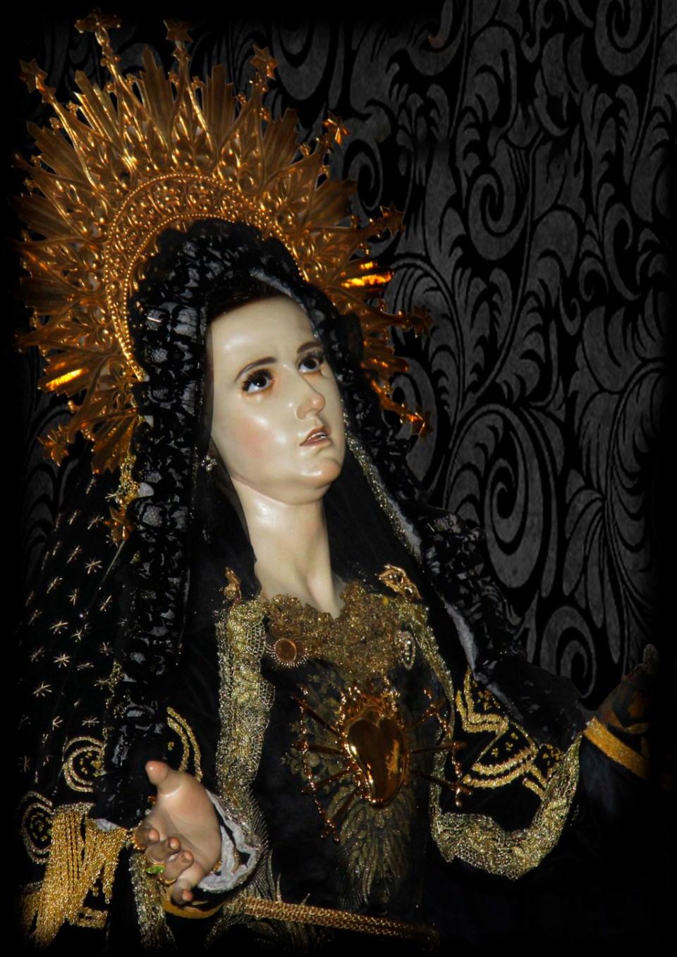 Virgen de los Dolores (Oría)