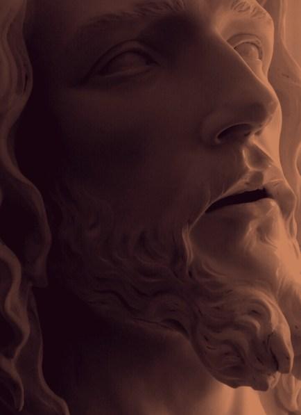 Talla Señor de la Santa Cena (Mota del Cuervo)