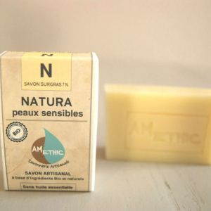 savon naturel bio peaux sensibles