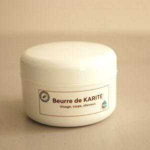 beurre de karité bio savonnerie amethic