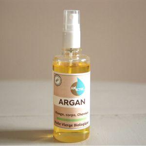 huile d'argan bio amethic