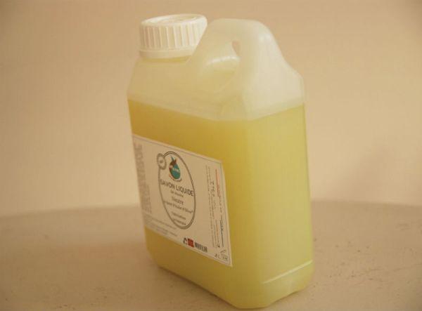 recharge savon liquide olive