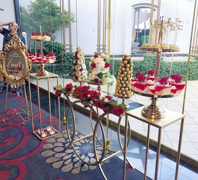 red-gold-bridal-dessert-package