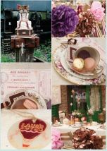 Horsebridge Station - Steampunk photoshoot featured in Your Hampshire and Dorset wedding magazine