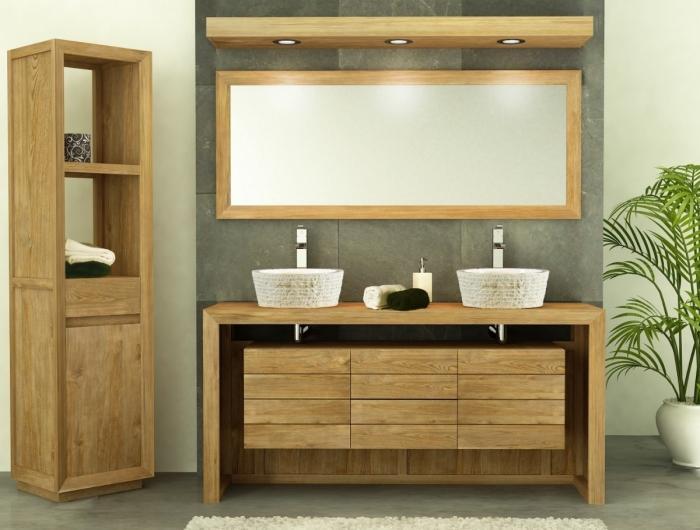 vente meuble salle de bain groix 140