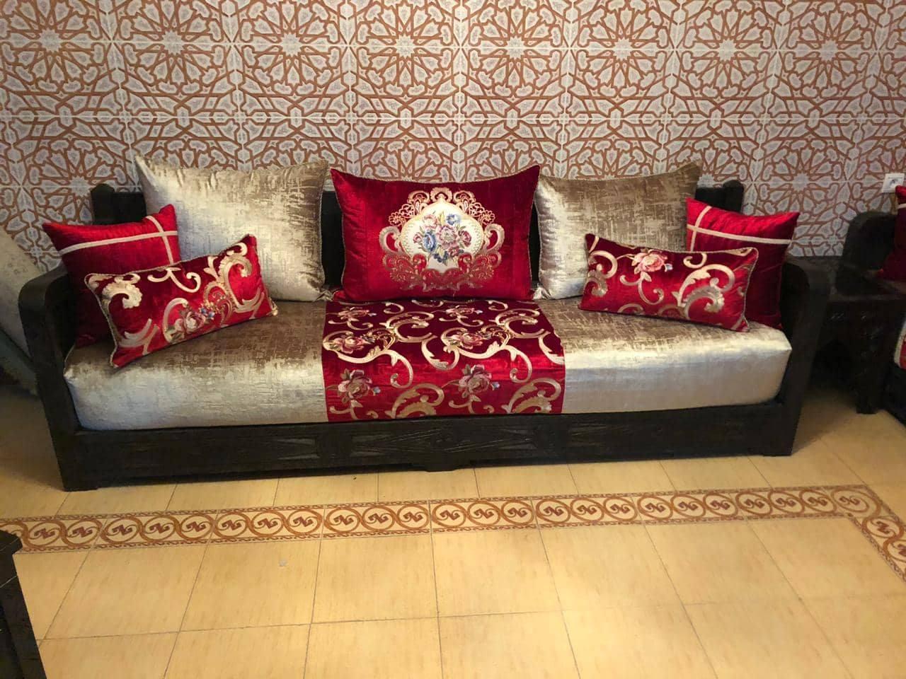 Salon Marocain Ameublement Marrakech Maison Et Interieur