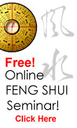 Take a free Feng Shui Seminar