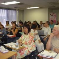 2007 Intensive Class