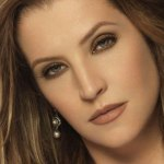 LISA MARIE PRESLEY LAUNCHES NEW ALBUM,  STORM & GRACE, WITH TV APPEARANCES