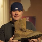 BLEU EDMONDSON RAISES $3000 FOR THE BOOT CAMPAIGN