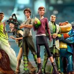 EPIC – THE INTERVIEW WITH WRITER  JAMES HART AND DIRECTOR CHRIS WEDGE
