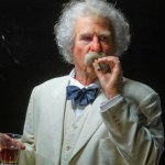 VAL KILMER on MARK TWAIN