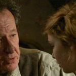 THE BOOK THIEF' INTERVIEW WITH MARKUS ZUSAK, GEOFFREY RUSH AND SOPHIE NELISSE