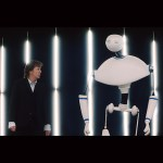 PAUL McCARTNEY'S NEW VIDEO 'APPRECIATE' FEATURES GIANT ROBOT IN 'MUSEUM OF MAN'
