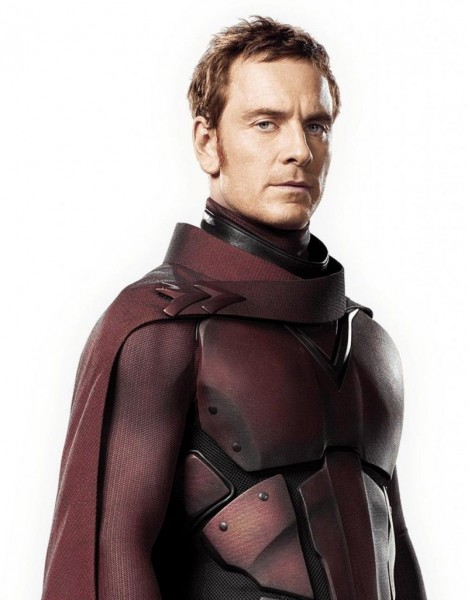 Michael Fassbender as young Magneto in X Men: Days of Future Past
