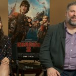 AMERICA FERRERA, JAY BARUCHEL and DIRECTOR DEAN DEBLOIS ON 'HOW TO TRAIN YOUR DRAGON 2'