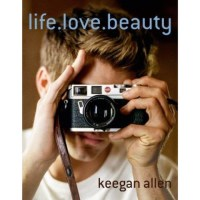 "KEEGAN ALLEN SHOWS US HIS NEW BOOK: ""life.love.beauty"""