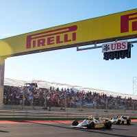 38 HISTORIC FORMULA 1™ CARS TO PROVIDE SUPPORT AT 2015 FORMULA 1 US GRAND PRIX OCTOBER 23-25