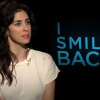 "SARAH SILVERMAN TALKS ABOUT HER DRAMATIC ROLE  IN ""I SMILE BACK"""