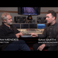 "BARBARA BROCCOLI AND SAM MENDES ON THE SELECTION OF SAM SMITH FOR JAMES BOND ""SPECTRE"" THEME"