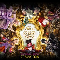 "AUSTIN – WIN RESERVED SEATS TO ""ALICE THROUGH THE LOOKING GLASS 3D"" MAY 24th"
