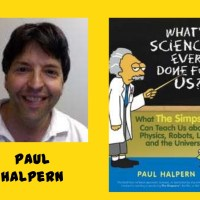 "PAUL HALPERN: Explaining Physics With A Little Help From ""The Simpsons"""
