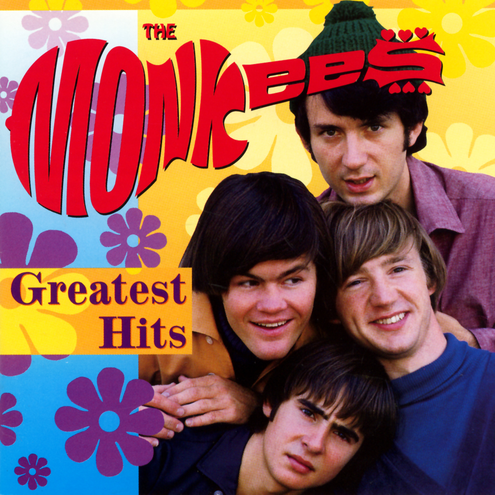 monkeesgreatesthits