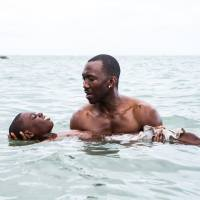"""MOONLIGHT STAR TREVANTE RHODES """"LOVE IS THE MOST IMPORTANT CURRENCY WE HAVE AS A PEOPLE"""""""