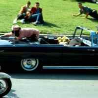 THE ZAPRUDER FILM:  THE DAY PRESIDENT KENNEDY WAS SHOT