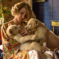 THE ZOOKEEPER'S WIFE: Jessica Chastain Talks About Working With The Animals