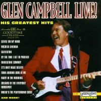 "GLEN CAMPBELL:  ICON Pays Tribute With ""Glen Campbell Live"""