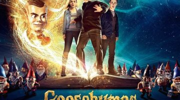 RL STINE: RARE VIDEO INTERVIEW OF GOOSEBUMPS CREATOR