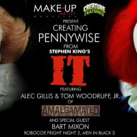 "The Team Behind The New Pennywise Clown From ""IT"""