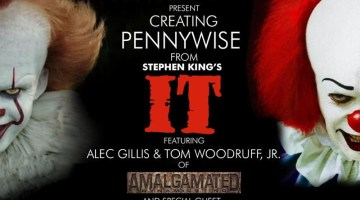 """The Team Behind The New Pennywise Clown From """"IT"""""""