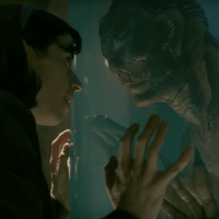 THE SHAPE OF WATER:  An Adult Fairytale