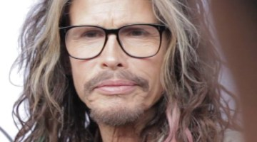 STEVEN TYLER: OUT ON A LIMB Casey Tebo Shows Us The Real Steven Tyler (Interview)