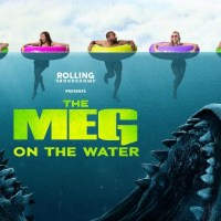 "ALAMO DRAFTHOUSE ROLLING ROADSHOW PRESENTS ""THE MEG"" AT VOLENTE BEACH TONIGHT"