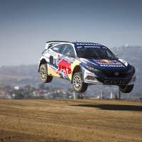 WIN THE ULTIMATE AUSTIN WEEKEND DURING  WORLD RALLYCROSS USA SEPTEMBER 29-30