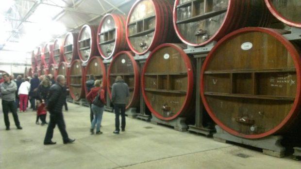 Boon's truly massive 10,000+ liter barrels